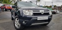 USED 2013 63 DACIA DUSTER 1.5 LAUREATE DCI 5d 107BHP ALLOYS+LOW TAX AND INSURANCE+