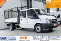 2011 FORD TRANSIT 2.4 350 DRW 1d 115 BHP £7995.00