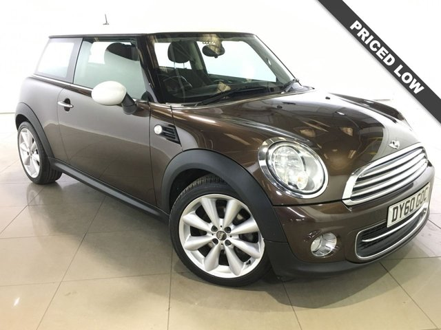 View our 2010 60 MINI HATCH COOPER 1.6 COOPER 3d 122 BHP