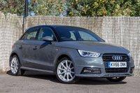 2016 AUDI A1 1.4 SPORTBACK TFSI S LINE 5d 123 BHP £15750.00