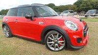 2015 MINI HATCH JOHN COOPER WORKS 2.0 JOHN COOPER WORKS 3d AUTO 228 BHP £14500.00
