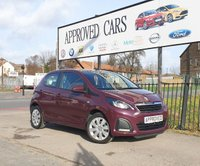USED 2016 65 PEUGEOT 108 1.0 ACTIVE 5d 68 BHP 0% Deposit Plans Available even if you Have Poor/Bad Credit or Low Credit Score, APPLY NOW!