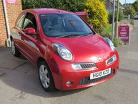 USED 2010 10 NISSAN MICRA 1.2 N-TEC 3d AUTO 80 BHP AUTOMATIC, SAT NAV, VERY LOW MILEAGE FINANCE ME TODAY-UK DELIVERY POSSIBLE