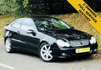 2005 MERCEDES-BENZ C CLASS 2.1 C220 CDI SE SPORTS 3d AUTO 148 BHP £3000.00