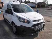 2016 FORD TRANSIT CONNECT 1.6 tdci 200 P/V 1d 74 BHP £9995.00