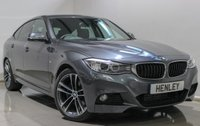 2015 BMW 3 SERIES GRAN TURISMO 2.0 320D M SPORT GRAN TURISMO 5d AUTO 188 BHP £18490.00