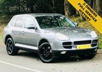 2004 PORSCHE CAYENNE 4.5 S 5d AUTO 340 BHP £6000.00