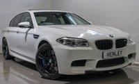 2016 BMW M5 4.4 M5 4d AUTO 553 BHP £44990.00