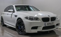 USED 2016 66 BMW M5 4.4 M5 4d AUTO 553 BHP