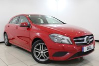 USED 2015 15 MERCEDES-BENZ A CLASS 1.5 A180 CDI BLUEEFFICIENCY SPORT 5DR 109 BHP 1 Owner Full Service History FULL SERVICE HISTORY + HALF LEATHER SEATS + BLUETOOTH + PARKING SENSOR + CRUISE CONTROL + MULTI FUNCTION WHEEL + DAB RADIO + 17 INCH ALLOY WHEELS