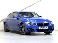 2015 BMW 4 SERIES 2.0 420D M SPORT GRAN COUPE 4d AUTO 188 BHP [HUGE SPEC] £19691.00