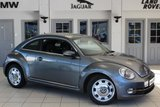 USED 2012 62 VOLKSWAGEN BEETLE 2.0 DESIGN TDI 3d 139 BHP FULL SERVICE HISTORY + 16 INCH ALLOYS + AIR CONDITIONING + BLUETOOTH + USB/IPOD CONNECTION