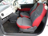 USED 2014 64 FIAT 500 1.2 POP 3d 69 BHP