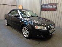 2008 AUDI A4 2.0 T FSI SPORT 2d AUTO 197 BHP £4995.00