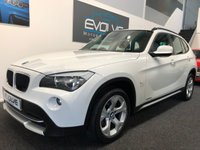 USED 2012 61 BMW X1 2.0 XDRIVE18D SE 5d 141 BHP LOW MILES! ONE OWNER! SAT NAV! LONG MOT!