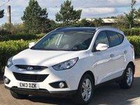 2013 HYUNDAI IX35 1.7 PREMIUM CRDI 5d 114 BHP £SOLD