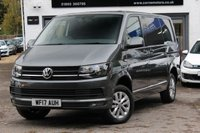 2017 VOLKSWAGEN TRANSPORTER T6 2.0 TDI 150ps EU6 6 Speed Manual Highline SWB T30 Panel Van £20490.00
