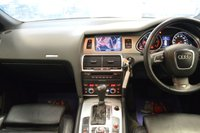 USED 2008 08 AUDI Q7 3.0 TDI QUATTRO S LINE 5d AUTO 240 BHP