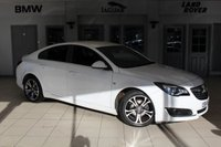 USED 2014 64 VAUXHALL INSIGNIA 2.0 LIMITED EDITION CDTI ECOFLEX S/S 5d 160 BHP FULL VAUXHALL SERVICE HISTORY + BLUETOOTH + LED DAYTIME LIGHTS + HEATED SEATS/STEERING WHEEL + CRUISE CONTROL + PARKING SENSORS + 18  INCH ALLOYS