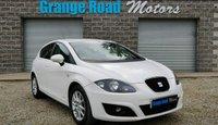 2012 SEAT LEON 1.6 CR TDI SE COPA 5d 103 BHP £5650.00