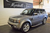 USED 2012 12 LAND ROVER RANGE ROVER SPORT 3.0 SDV6 HSE 5d AUTO 255 BHP STUNNING CAR - GREAT VALUE 2012 - NAV - LEATHER - POWERBOOT - HARMAN KARDON - R/CAMERA - SIDE STEPS