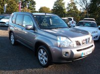 2007 NISSAN X-TRAIL 2.0 SPORT EXPEDITION DCI 5d 148 BHP £3750.00