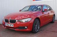 2012 BMW 3 SERIES 2.0 320D LUXURY 4d 184 BHP £10995.00