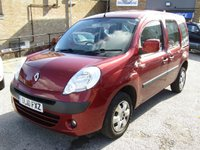 USED 2010 10 RENAULT KANGOO 1.5 EXPRESSION DCI 5d 86 BHP