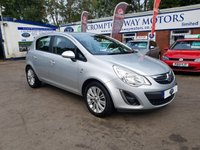 USED 2013 13 VAUXHALL CORSA 1.4 SE 5d 98 BHP 0%  FINANCE AVAILABLE ON THIS CAR PLEASE CALL 01204 317705