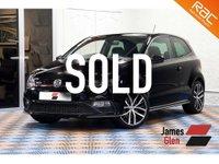 2015 VOLKSWAGEN POLO 1.8 GTI 3d 189 BHP £11485.00