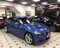 2014 BMW 3 SERIES 320D M SPORT £15750.00