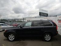 USED 2011 11 VOLVO XC90 2.4 D5 Active Geartronic AWD 5dr 2 OWNER+GREAT HISTORY+FULL MOT