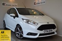 USED 2014 14 FORD FIESTA 1.6 ST-2 3d 180 BHP Immaculate - Full Ford Service History (Just Serviced) - ST Style Pack - Alloy Wheels - Air Conditioning - Heated Seats - Warranty - New MOT - Must Be Seen