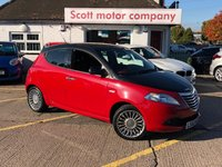 2012 CHRYSLER YPSILON 1.2 Black And Red 5d 69 BHP