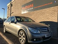 2011 MERCEDES-BENZ C CLASS 2.1 C220 CDI BLUEEFFICIENCY SE EDITION 125 4d 170 BHP