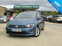 USED 2015 65 VOLKSWAGEN GOLF SV 1.4 SE TSI 5d 123 BHP Only 1 Owner From New