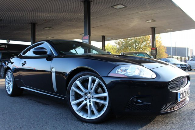 JAGUAR XK at Derby Trade Cars