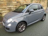 2014 FIAT 500 1.2 S 3d 69 BHP £5830.00