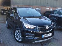 USED 2016 66 VAUXHALL MOKKA X 1.6 ACTIVE CDTI S/S 5d 108 BHP ANY PART EXCHANGE WELCOME, COUNTRY WIDE DELIVERY ARRANGED, HUGE SPEC