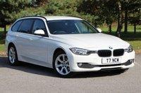 2013 BMW 3 SERIES 2.0 316D EDITION SPORT TOURING 5d 114 BHP £7760.00