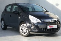 "USED 2012 12 VAUXHALL CORSA 1.2 EXCITE AC 5d 83 BHP BLUETOOTH + 16"" ALLOYS + LOW INSURANCE GROUP"