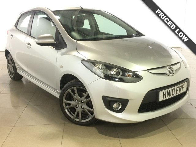 View our 2010 10 MAZDA 2 1.5 SPORT 5d 102 BHP