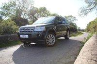 2011 LAND ROVER FREELANDER 2 2.2 SD4 HSE 5d AUTO 190 BHP (FREE 2 YEAR WARRANTY) £SOLD
