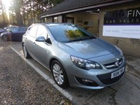 USED 2018 VAUXHALL ASTRA ASTRA 1.7 CDTI TECH LINE