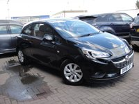 USED 2018 18 VAUXHALL CORSA 1.4 DESIGN 3d 74 BHP ANY PART EXCHANGE WELCOME, COUNTRY WIDE DELIVERY ARRANGED, HUGE SPEC