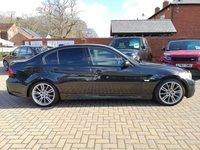 USED 2005 55 BMW 3 SERIES 2.0 320I M SPORT 4d 148 BHP FSH+ALLOYS+JUST SERVICED, MOT MARCH 2020