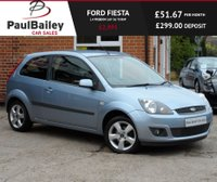 USED 2007 07 FORD FIESTA 1.4 FREEDOM 16V 3d 78 BHP
