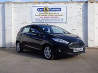 USED 2015 65 FORD FIESTA 1.0 ZETEC 5d 99 BHP One Owner Full History DAB A/C Buy Now, Pay in 2 Months!