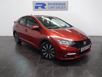 2014 HONDA CIVIC 1.8 I-VTEC SE PLUS 5d 140 BHP £9000.00