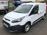 2016 FORD TRANSIT CONNECT 210 L2H1 1.6TDCi 95PSi Panel Van £8995.00